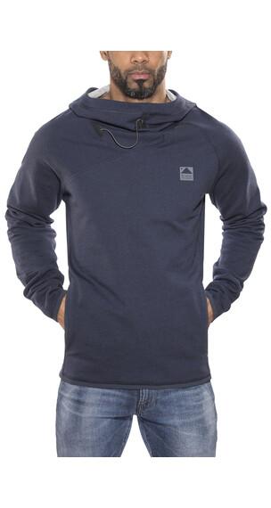 Klättermusen Falen sweater Heren blauw